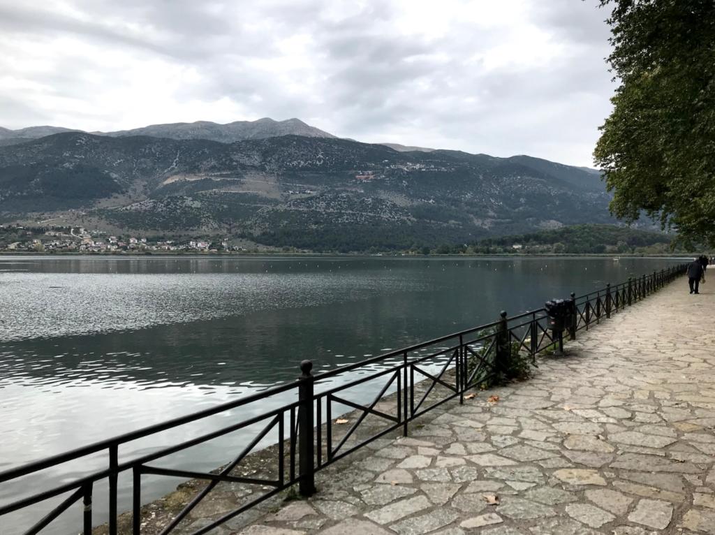 Lake of Ioannina