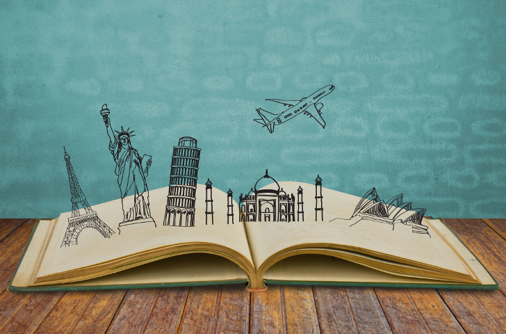 Best Books for Travel