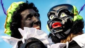 Black Face & Zwarte Piet