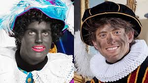 old black face and new black face