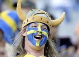 Swedish Man Laughing