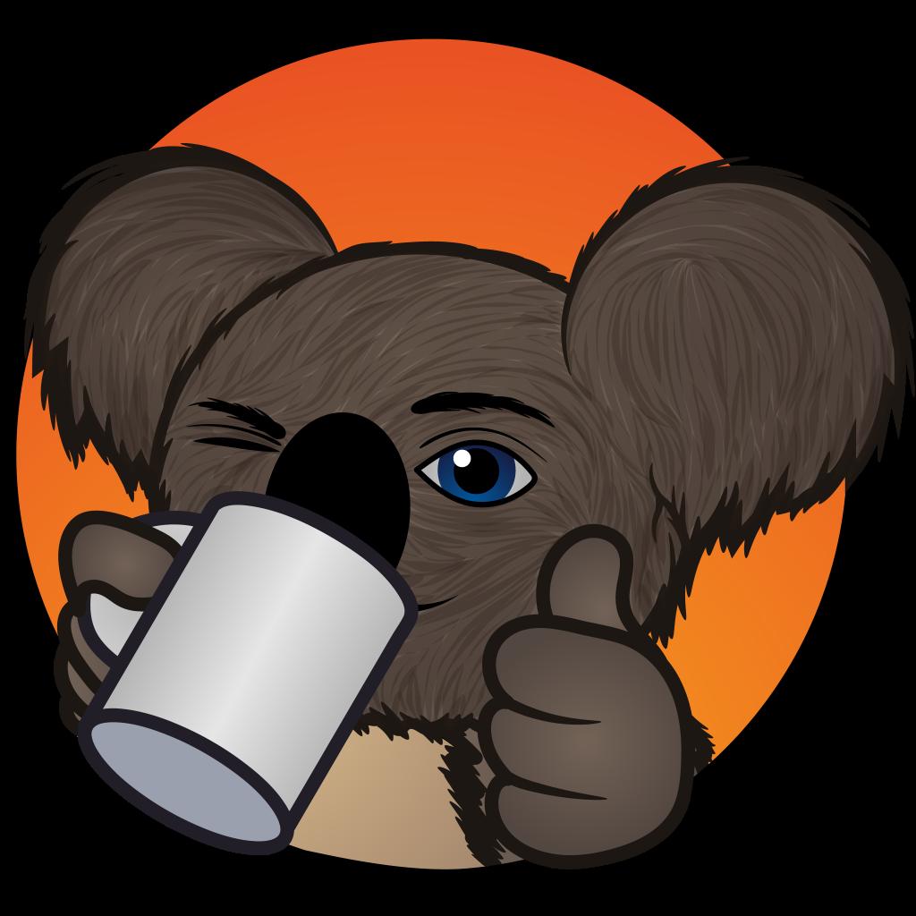 Koala Kaffe Logo