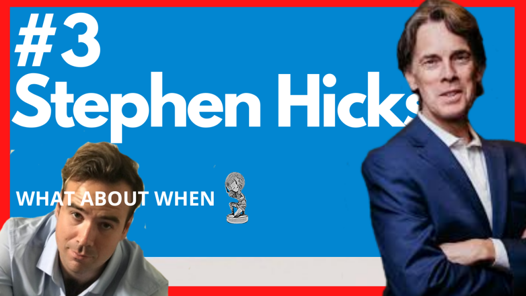 Stephen Hicks Interview