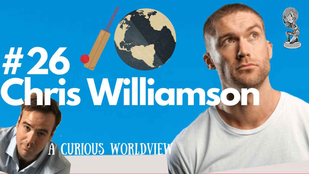 Chris Williamson Interview
