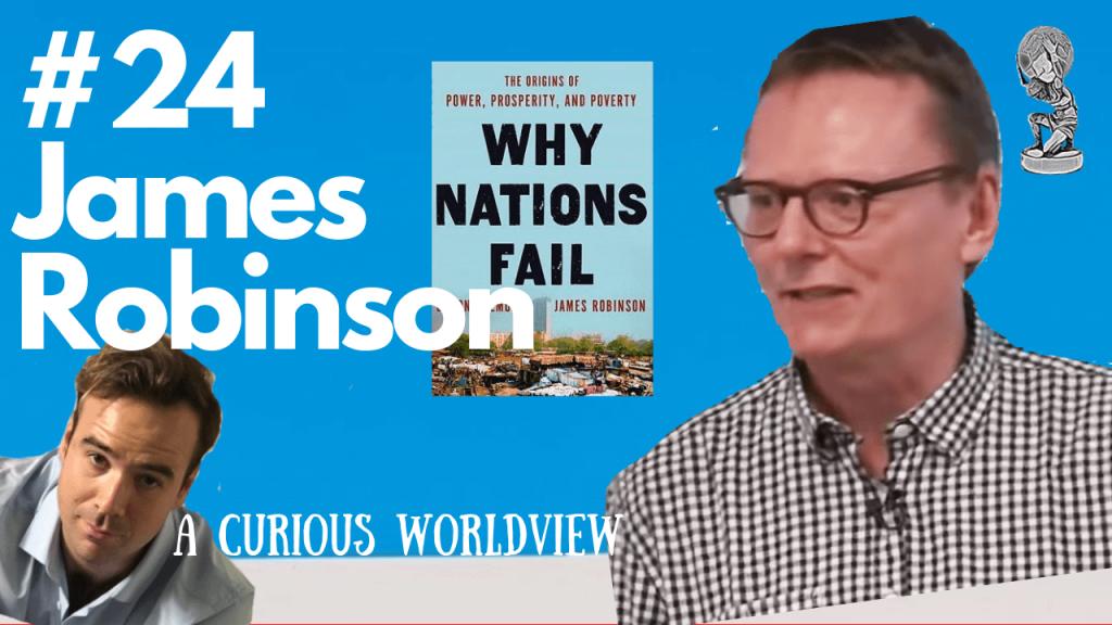 James Robinson Interview